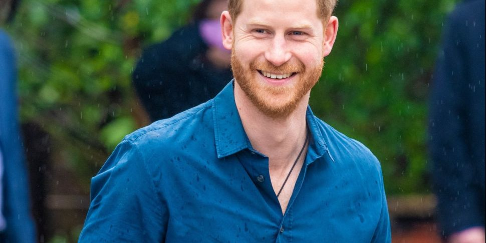 Prince Harry to publish a lite...
