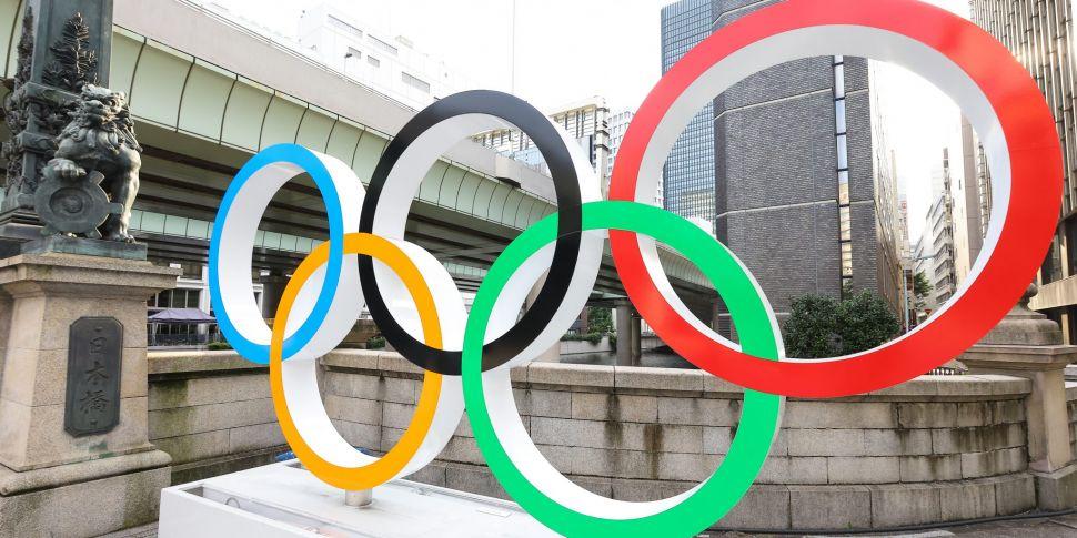 Tokyo Olympics ''Plenty of hop...