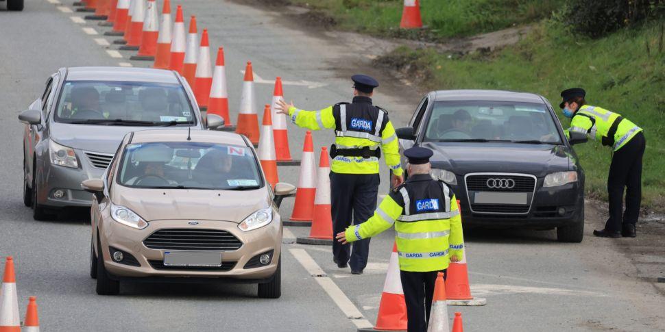 Call for Garda checkpoints alo...