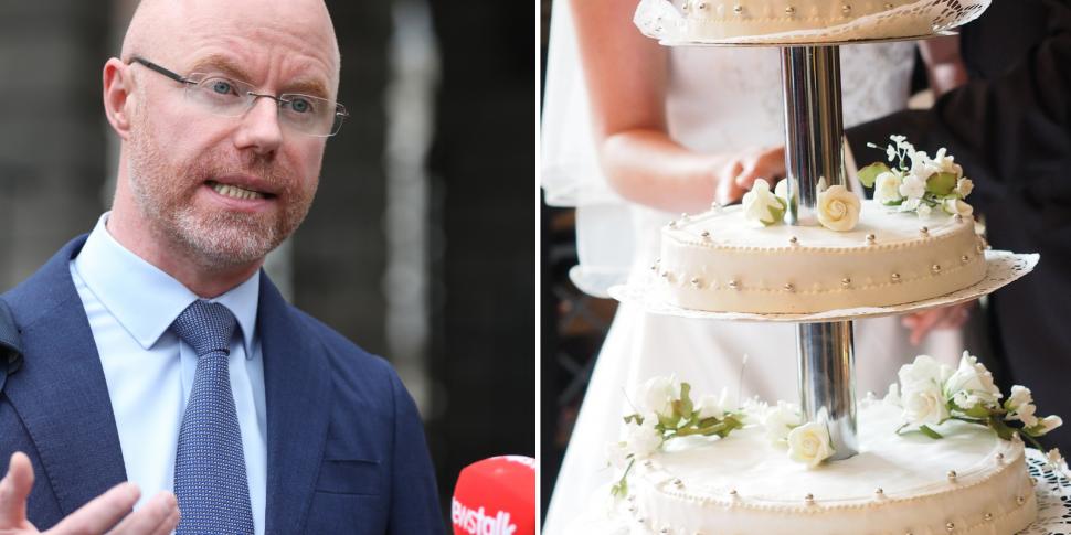 'Good news on weddings' expect...