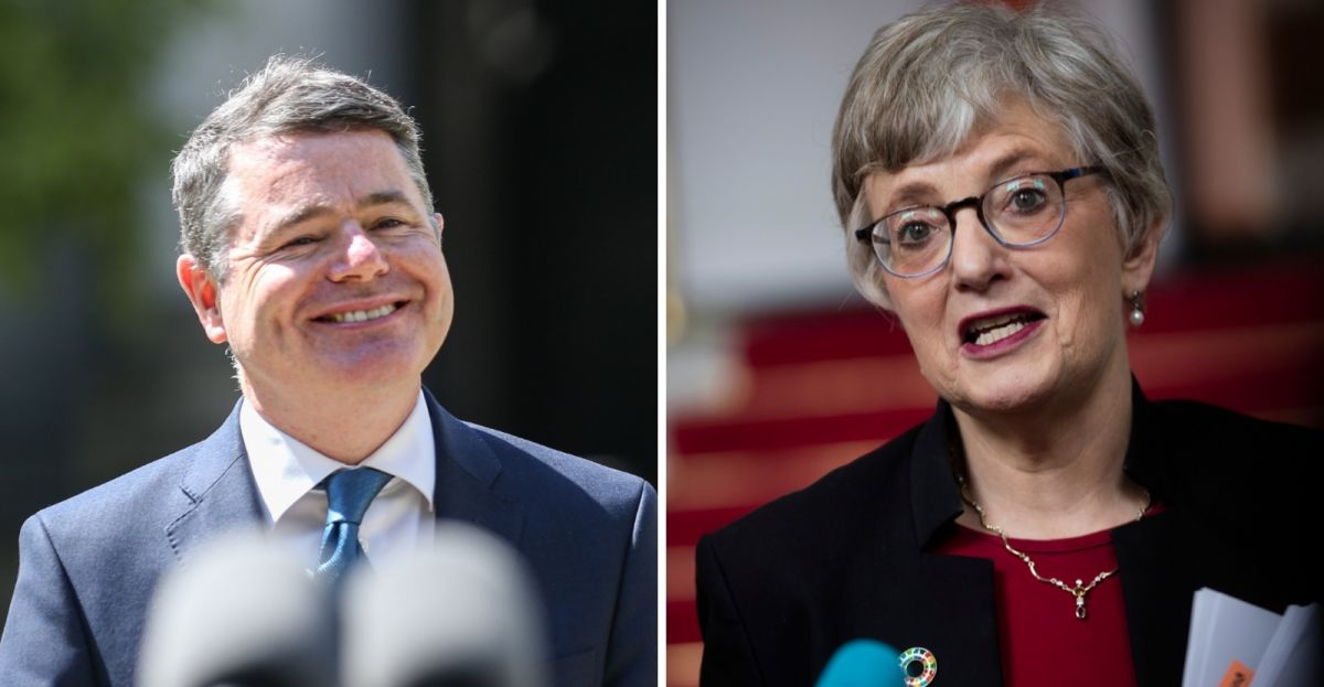 Donohoe defends decision to hand Zappone unadvertised Government job