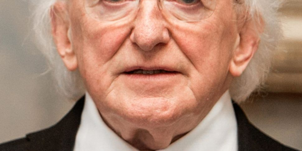 President Higgins Expresses Co...