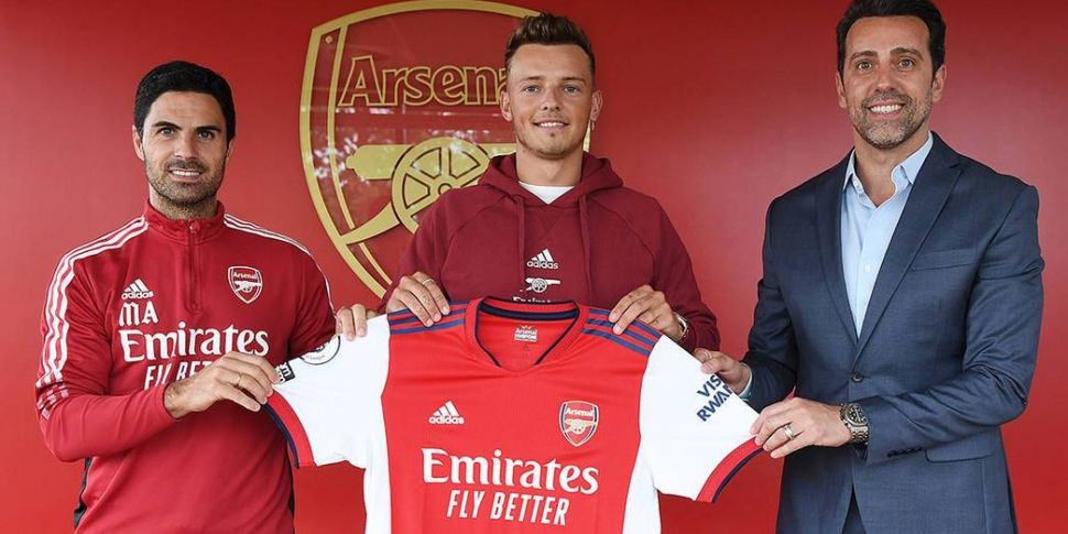 Arsenal complete €59m deal for...