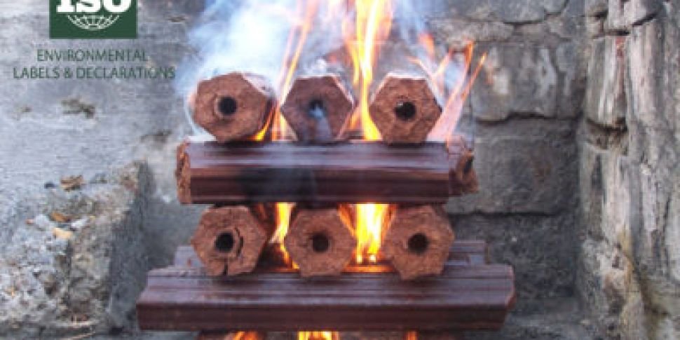 Eco Fire and BBQ Logs
