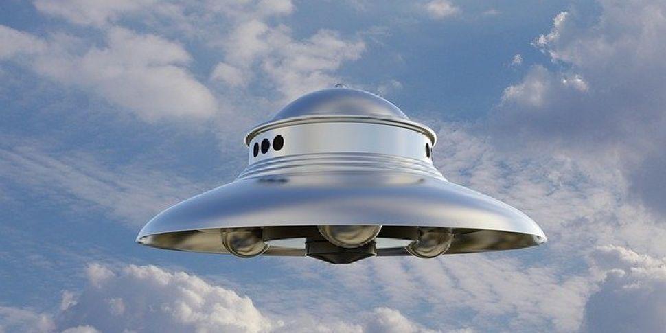 Are UFOs Actually Alien Spacec...