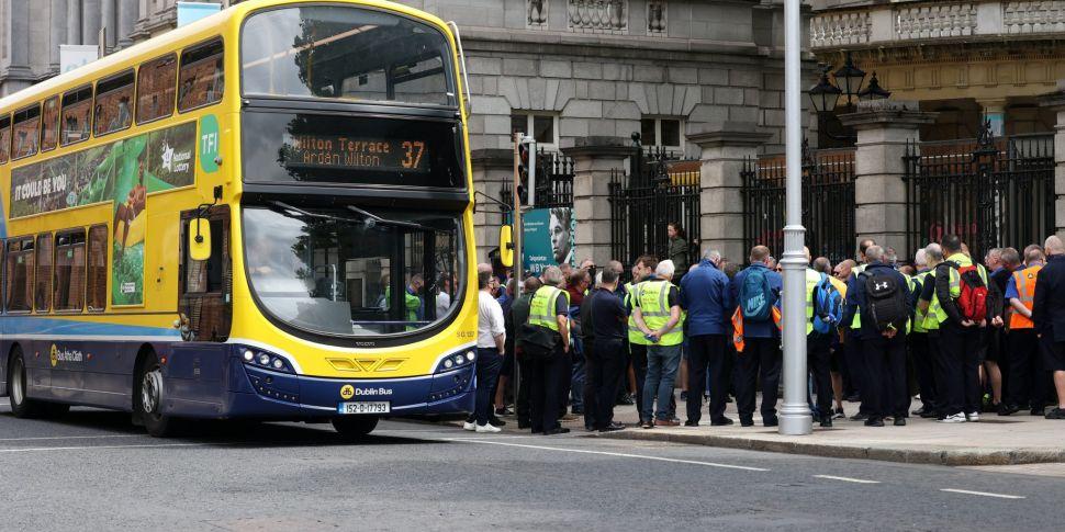 Many Dublin Bus drivers 'absol...