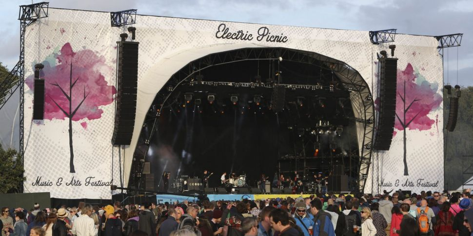 Electric Picnic could still go...