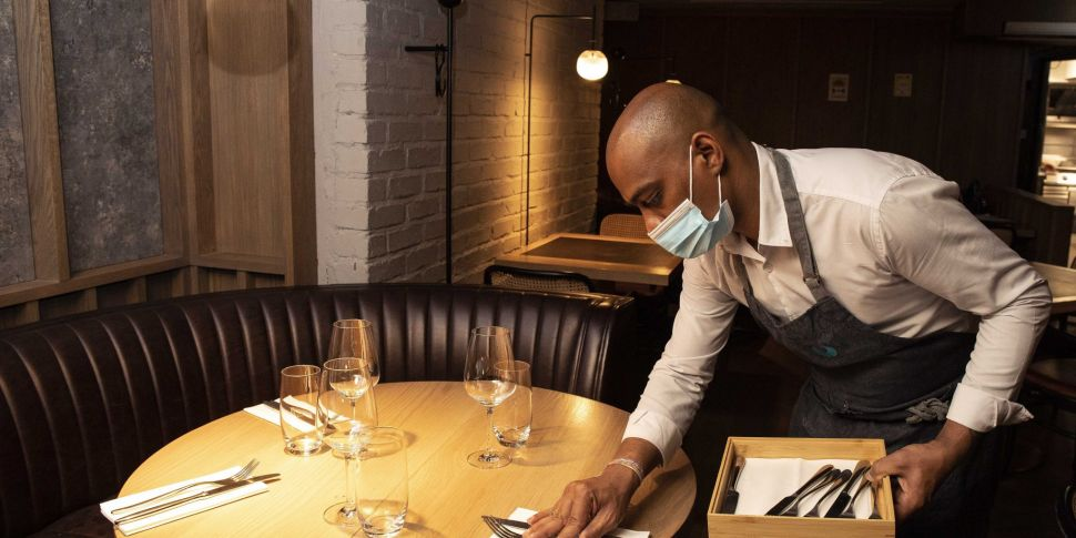Hear How Indoor Dining For The...