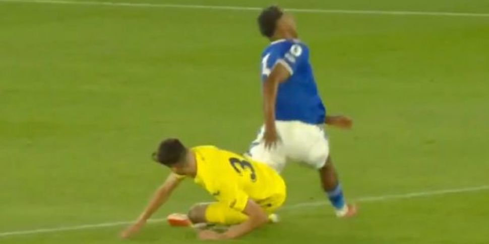 Fernando Nino issues apology a...