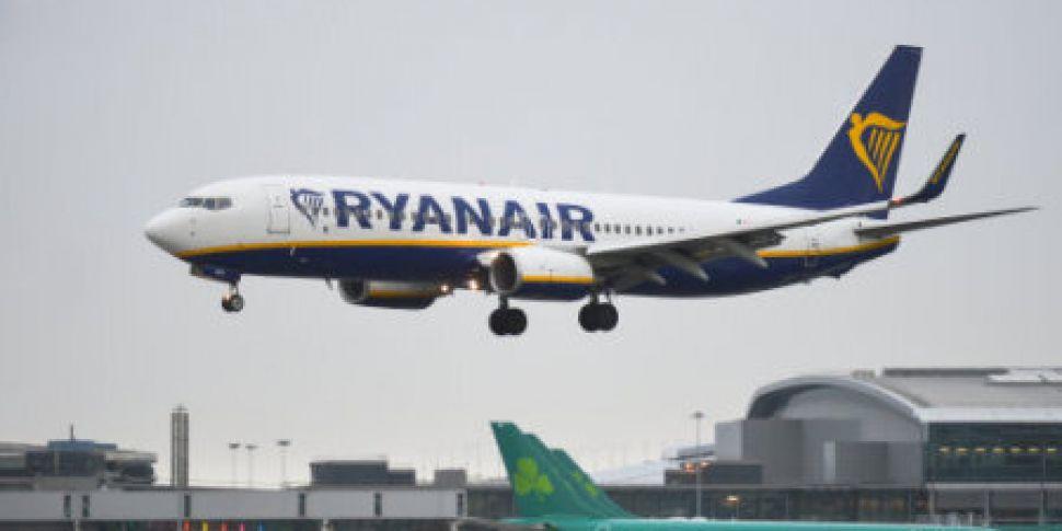 Ryanair CEO Eddie Wilson On Lo...