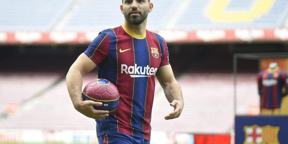 Aguero   Barcelona's star sign...