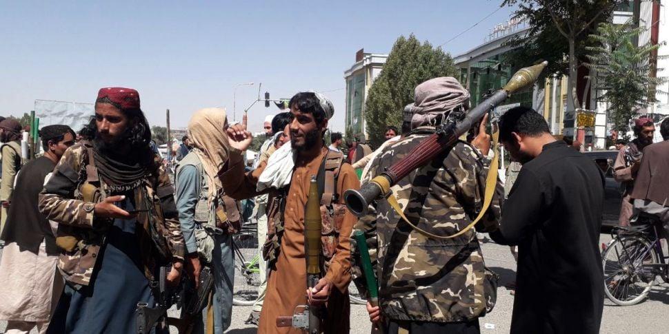Taliban enters Kabul after rap...