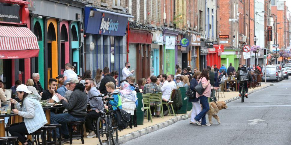 Pedestrianisation has 'brought...
