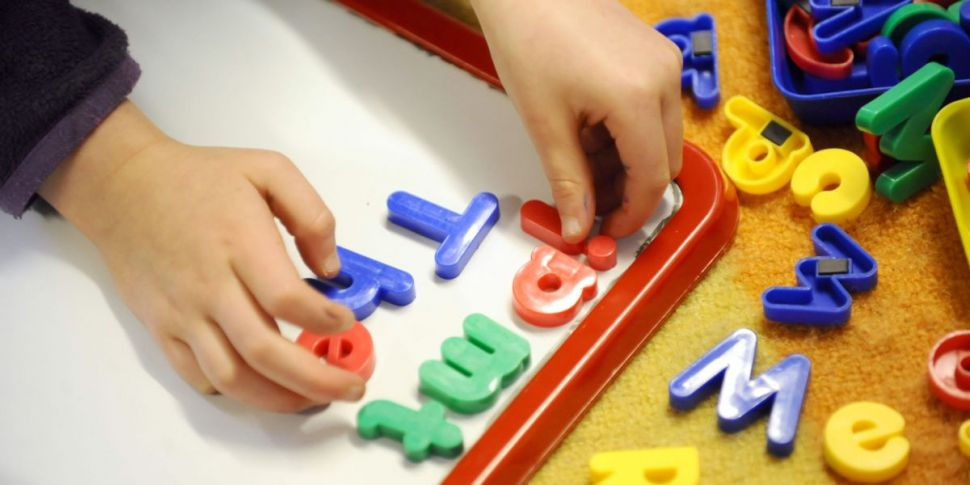 """""""The cost of childcare in..."""
