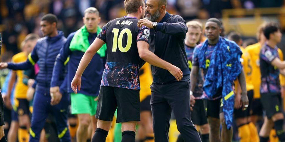 """Tottenham boss """"not worri..."""