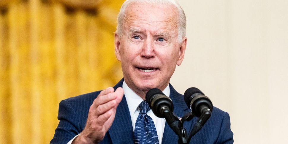Biden says US will 'hunt down'...
