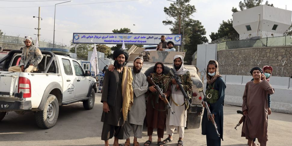 The Latest From Kabul And The...