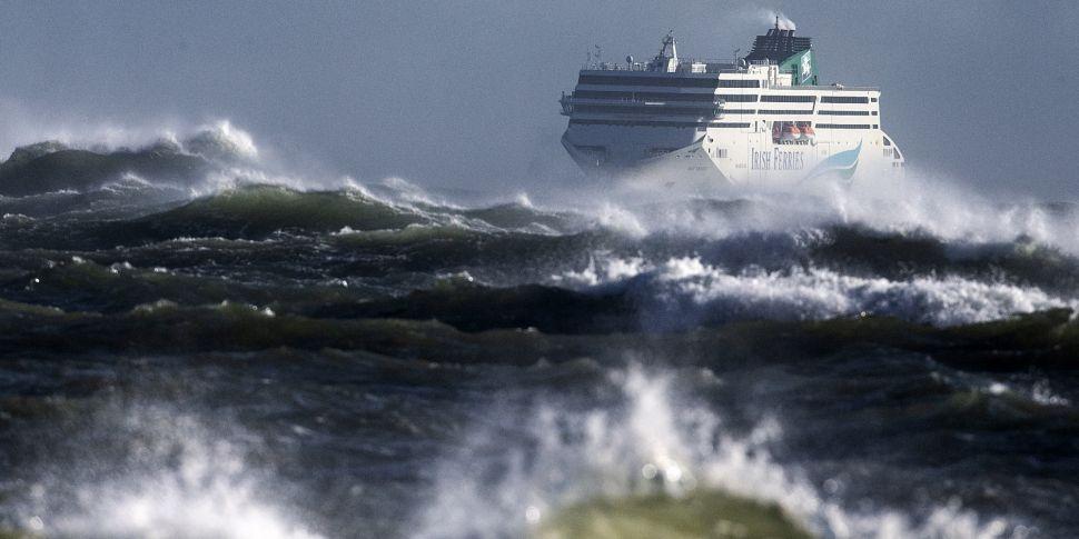 Storm names: Four Irish entrie...