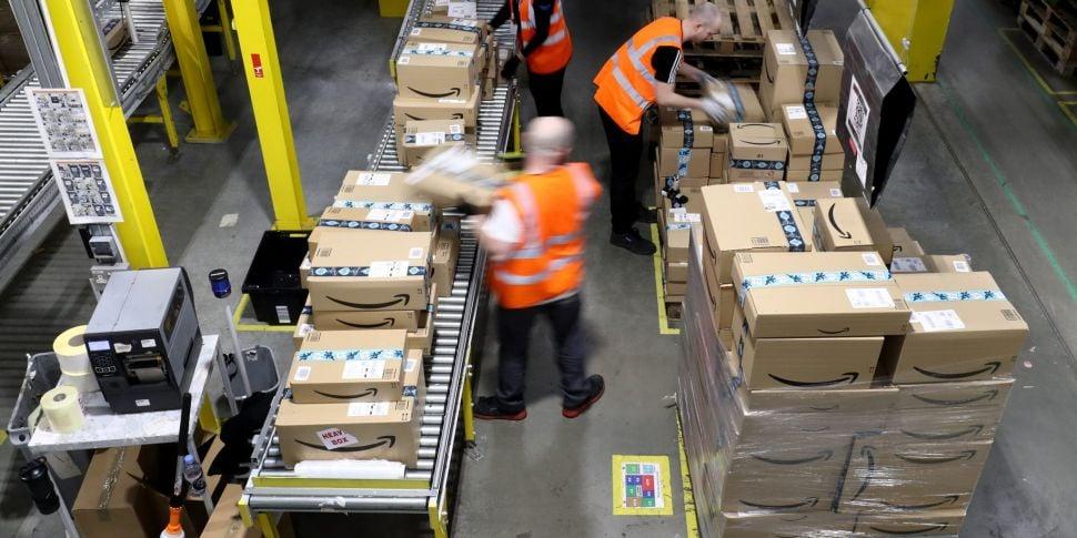 Amazon to open its first Irish...