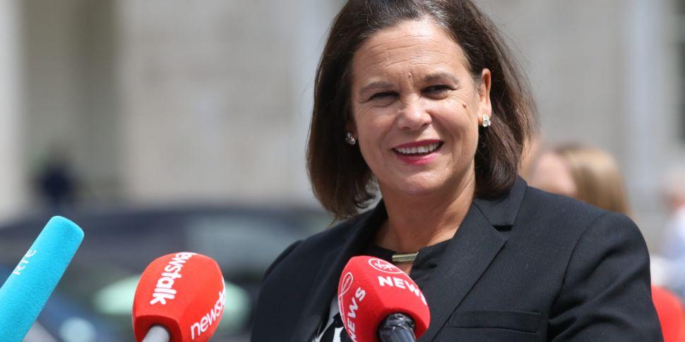 Sinn Féin now has ten-point le...