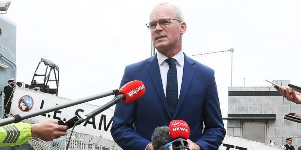 Coveney faces no confidence mo...