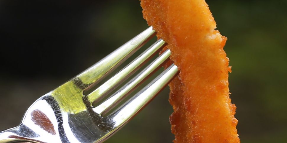 Would you eat a fish finger gr...