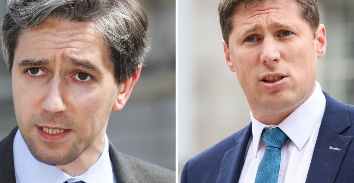 Simon Harris says claim he leaked info from Cabinet is 'untrue' | Newstalk
