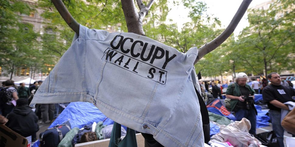 On the occupy movement's ten y...