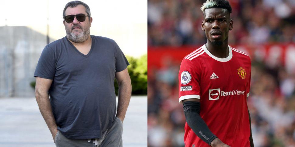 Raiola on Pogba on potential J...