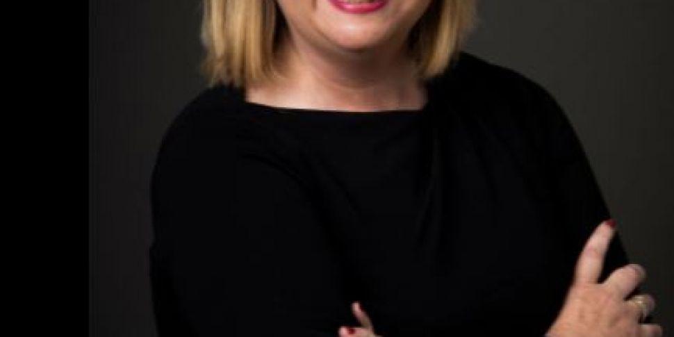 Executive Chair - Paula Cogan...