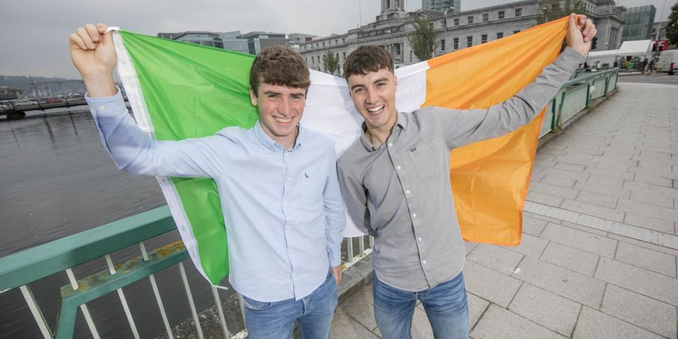 Cork teenagers take home first...