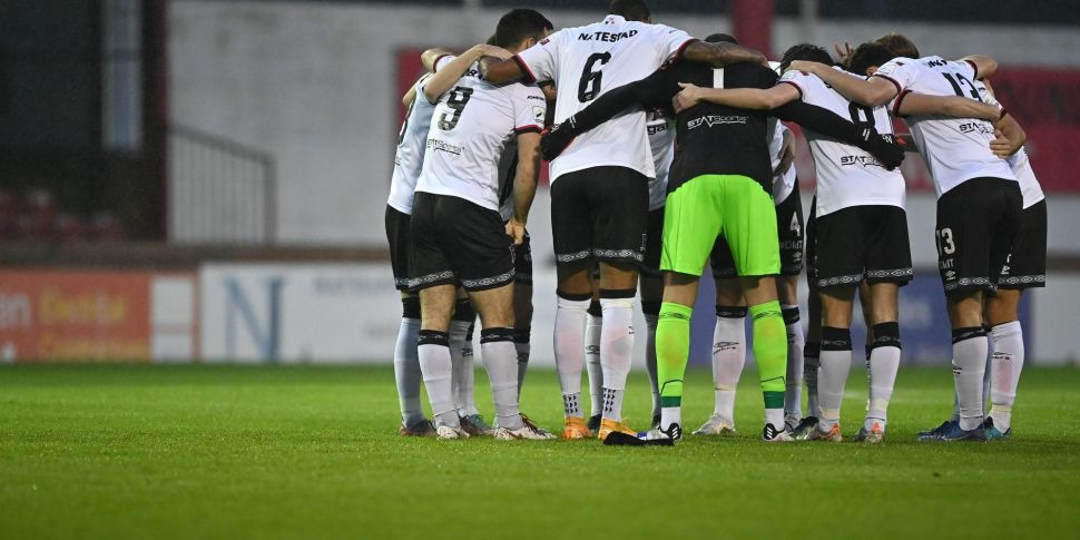 Dundalk hit by COVID-19 outbre...