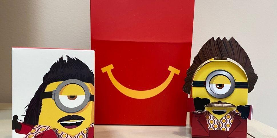 McDonald's pledge to reduce Ha...