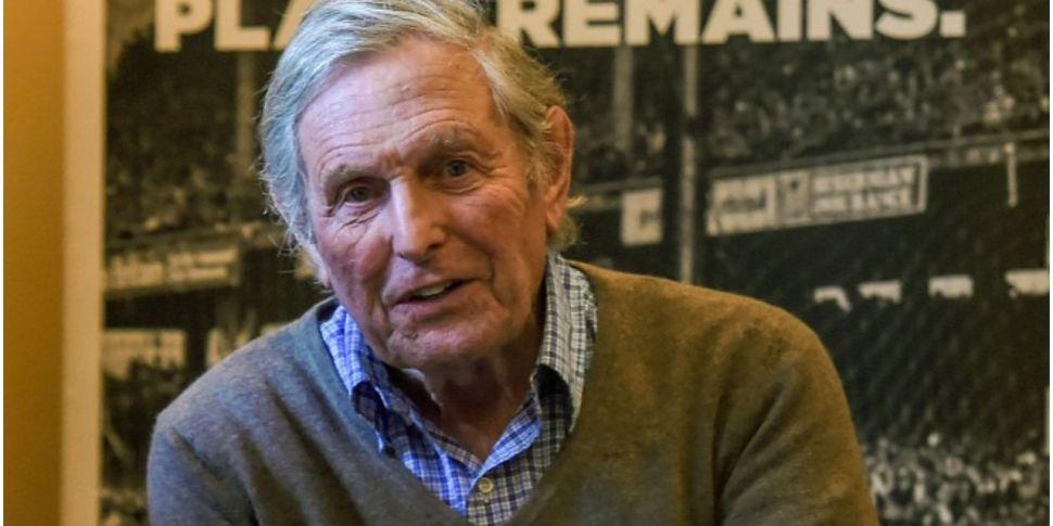 Paddy Prendergast, hero of May...