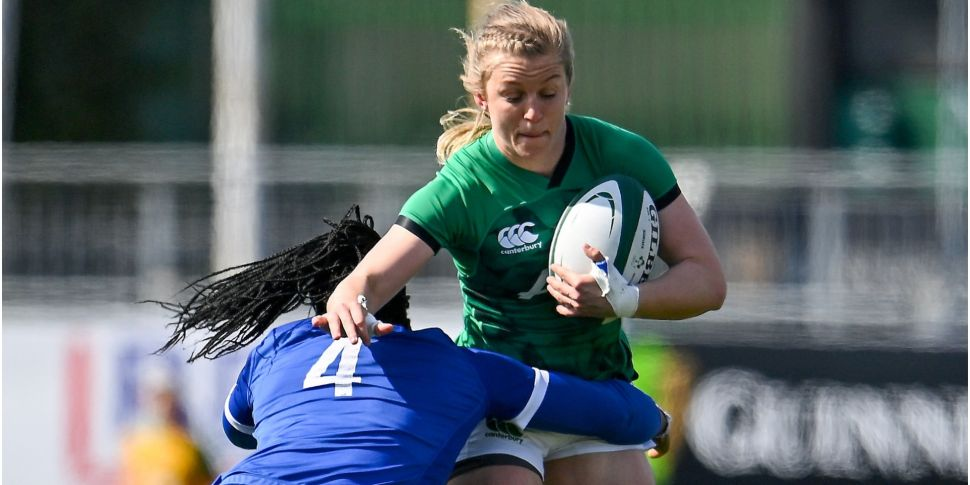 Claire Molloy retires from int...