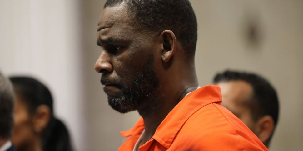 R Kelly found guilty on all ch...