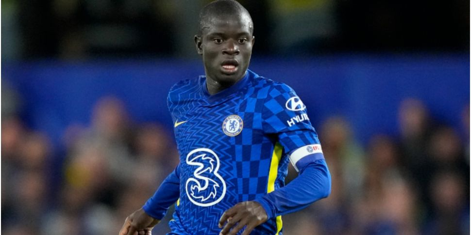 N'Golo Kanté ruled out of Chel...