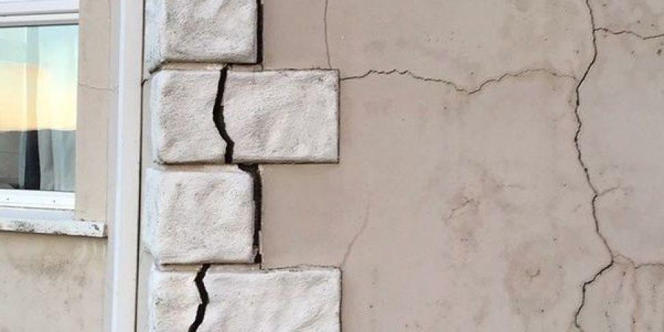 ''We discovered cracks, filled...