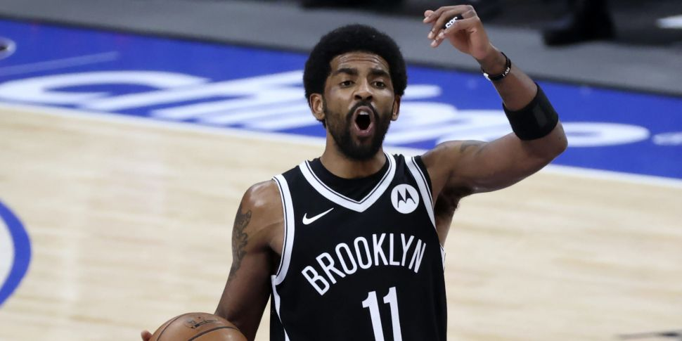 Nets say Kyrie Irving can't pl...