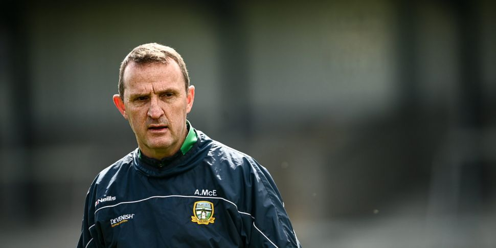 Andy McEntee survives as Meath...