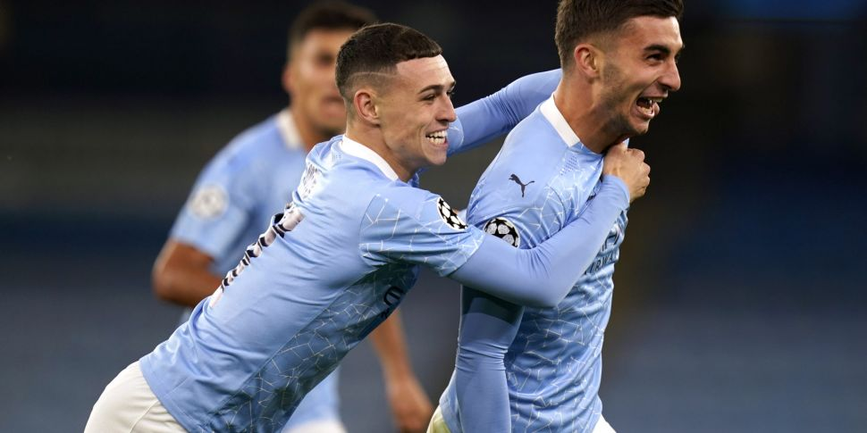 Mixed news for City as Foden a...