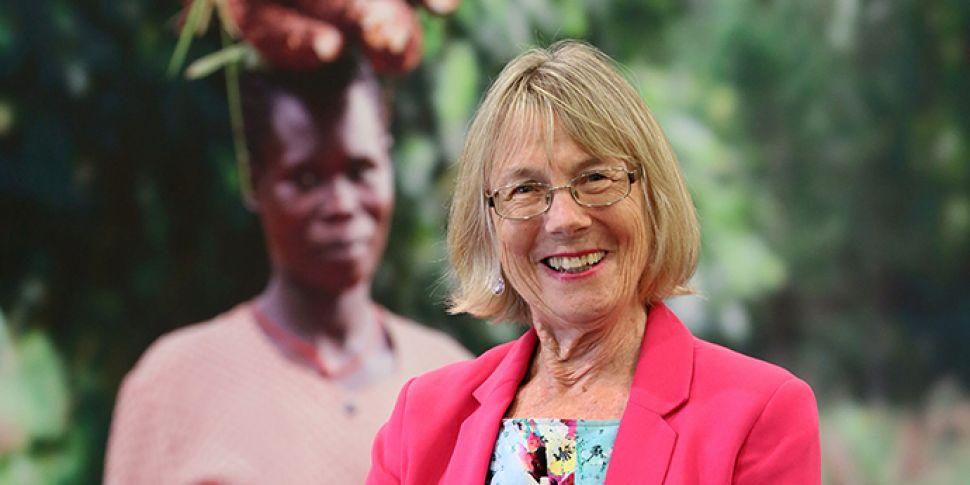 Ex-Trócaire aid worker Sally O...