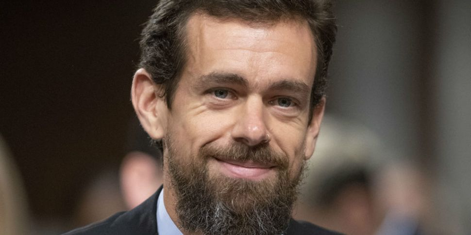 Twitter CEO Jack Dorsey was pa...