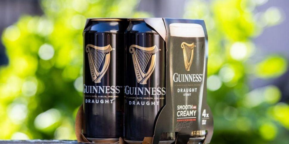 Guinness maker Diageo to remov...