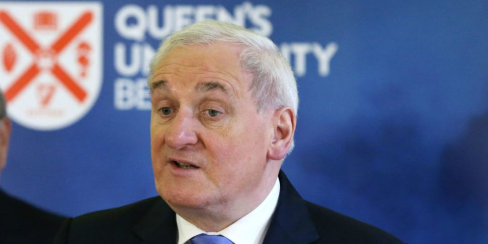 Bertie Ahern awarded honorary...