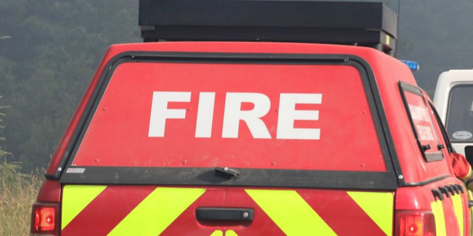 Two homes destroyed as gorse f...