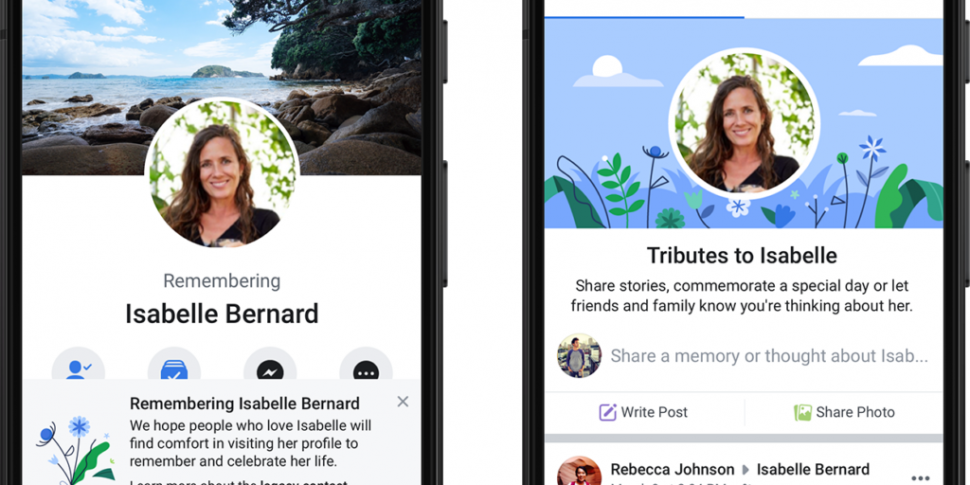 Facebook changing how pages of...
