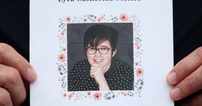 £10,000 reward offered for information about Lyra McKee murder