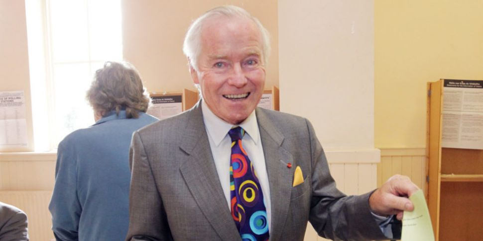 Superquinn founder and former...
