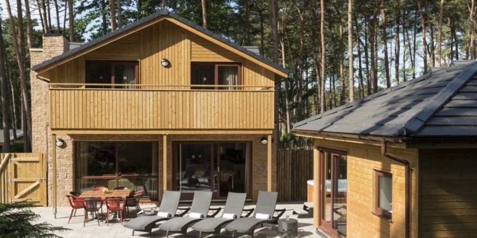 Center Parcs Completes Lodges And Apartments In Longford